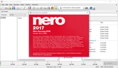 nero burning rom 15 crack download